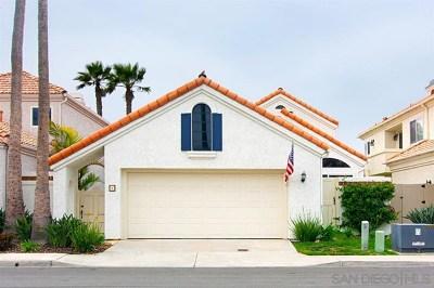 Coronado Single Family Home For Sale: 4 Bridgetown Bend