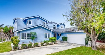 Carlsbad Single Family Home For Sale: 3471 Donna Dr.