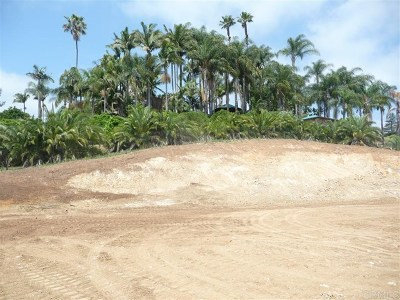 Fallbrook Residential Lots & Land For Sale: 835 Quail Hill Rd