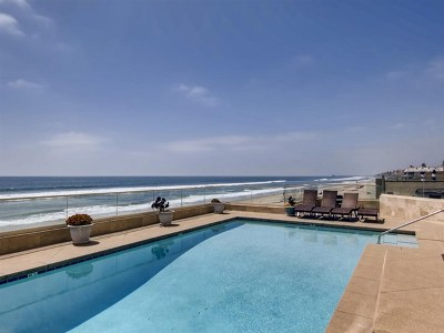 Carlsbad Condo/Townhouse For Sale: 2459 Ocean St #A