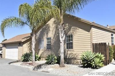 Lemon Grove Single Family Home For Sale: 7146 Central Ave