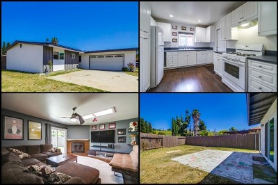 Oceanside Single Family Home For Sale: 124 Riviera Drive