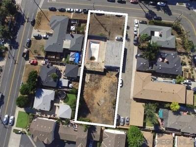Oceanside Residential Lots & Land For Sale: 1500 Alvarado