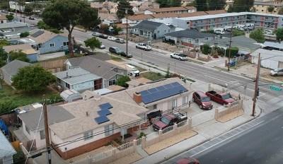 El Cajon Multi Family Home For Sale: 614 W Washington Ave
