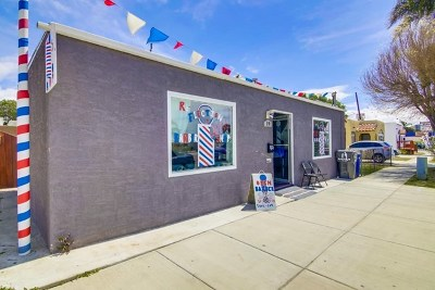 National City Multi Family Home For Sale: 19 Osborn St