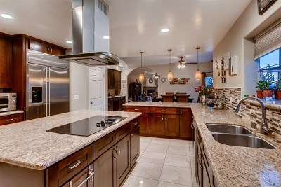 Alpine Single Family Home For Sale: 2852 Conestoga Ct.