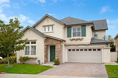 Mission Valley Single Family Home For Sale: 2684 West Canyon Ave.