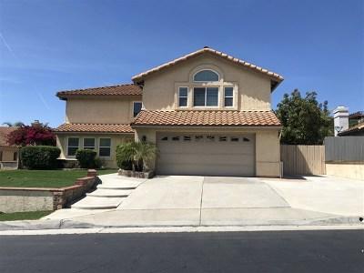 Bonita Single Family Home For Sale: 5309 Dressage Dr