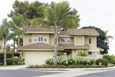 Fairbanks Ranch Single Family Home For Sale: 5283 Caminito Providencia