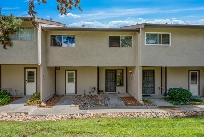 Poway Condo/Townhouse For Sale: 14250 Anabelle Dr.