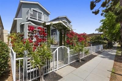Oceanside Single Family Home For Sale: 210 S Nevada St