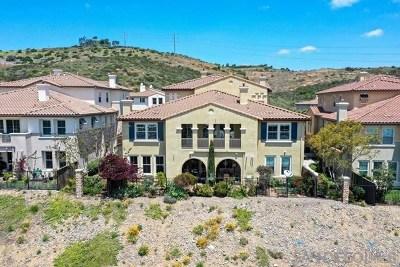 San Marcos Condo/Townhouse For Sale: 2061 Silverado St