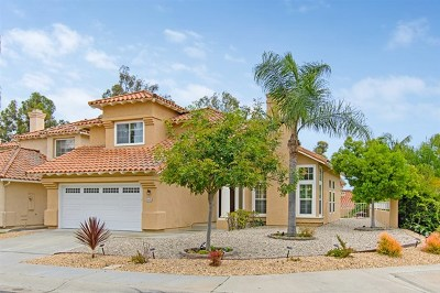 Scripps Ranch Single Family Home For Sale: 11435 Larmier Cir