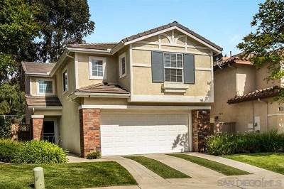 Vista Single Family Home For Sale: 1588 Laurel Cir