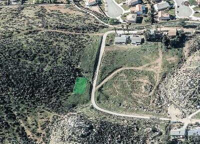 Menifee Residential Lots & Land For Sale: Shadel (Lot-102001)