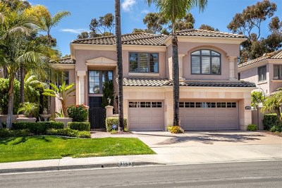Carlsbad Single Family Home For Sale: 7153 Tern Pl