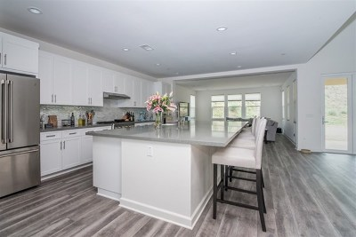 Escondido Single Family Home For Sale: 1129 Witherby Lane