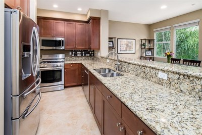 Carlsbad Condo/Townhouse For Sale: 6937 Brass Pl