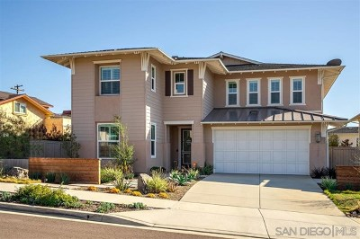 Carlsbad Single Family Home For Sale: 1221 Lanai Court