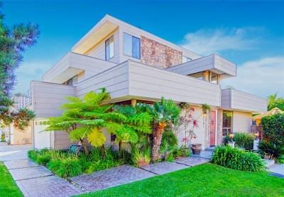 Del Mar Single Family Home For Sale: 2381 Lozana Rd