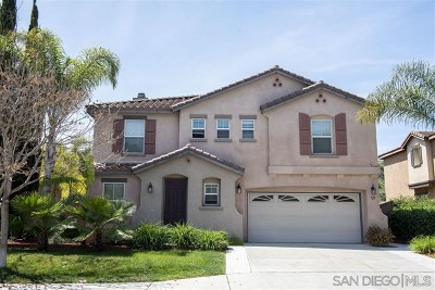 Oceanside Single Family Home For Sale: 725 Wala Dr