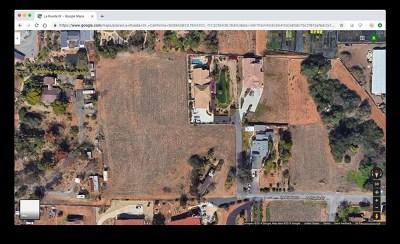 Vista Residential Lots & Land For Sale: La Rueda