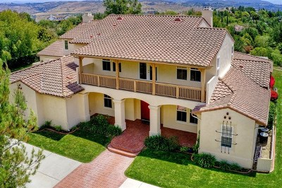 Fallbrook Single Family Home For Sale: 3917 Wendi Court