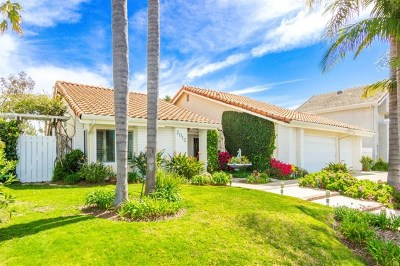 Carlsbad Single Family Home For Sale: 2015 Pintoresco Ct