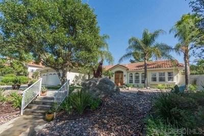Alpine Single Family Home For Sale: 2722 Victoria Cir