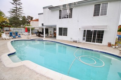 Oceanside Single Family Home For Sale: 3360 Driver Wy
