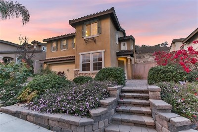 Oceanside Single Family Home For Sale: 169 Canyon Creek Way