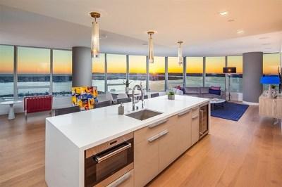 San Diego Condo/Townhouse For Sale: 888 W E Street #2602