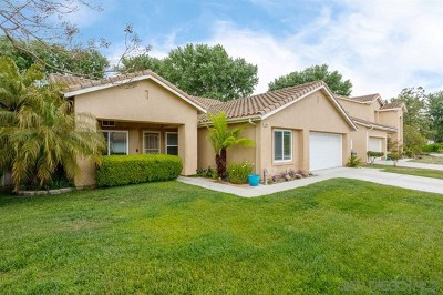 Oceanside Single Family Home For Sale: 444 Cabo Court