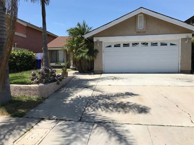 San Diego Single Family Home For Sale: 1512 Clavelita Pl