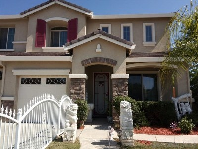 Fresno Single Family Home For Sale: 7064 E Ramona Way