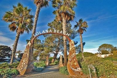 Solana Beach Single Family Home For Sale: 880 Stevens Ave