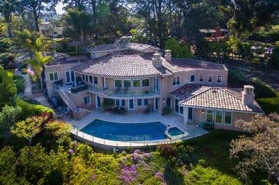 Encinitas Single Family Home For Sale: 1749 Noma Ln