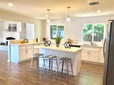La Mesa Single Family Home For Sale: 6900 Tower St