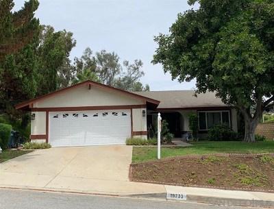 Walnut Single Family Home For Sale: 19723 Camino Arroyo