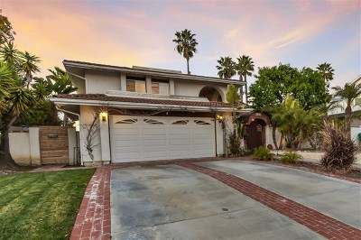 Carlsbad Single Family Home For Sale: 3112 Levante Street