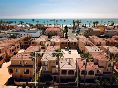 Oceanside Single Family Home For Sale: 701 N Cleveland St