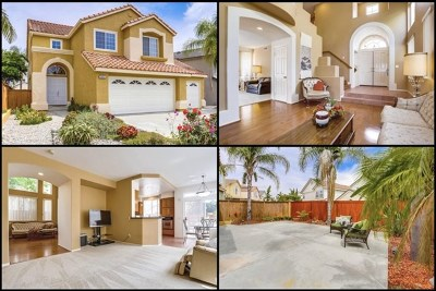 Escondido Single Family Home For Sale: 2453 Bear Rock Glen