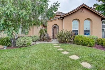 Fallbrook Single Family Home For Sale: 2176 Kirkcaldy Rd