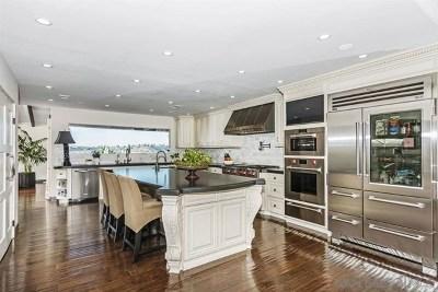 San Diego Single Family Home For Sale: 4324 Randolph Street