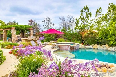 San Diego Single Family Home For Sale: 14416 Elk Grove Lane