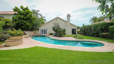 Carlsbad Single Family Home For Sale: 2032 Lee Ct