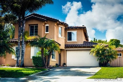 Carlsbad Single Family Home For Sale: 3607 Terrace Pl