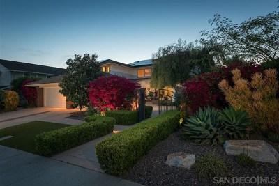 San Diego Single Family Home For Sale: 12622 Fairbrook Rd
