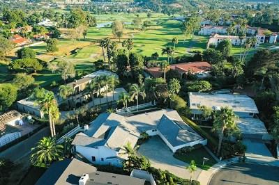 Carlsbad Single Family Home For Sale: 2066 Mar Azul Way