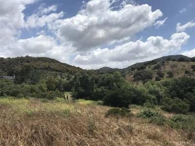 Vista Residential Lots & Land For Sale: Twin Oaks Valley Rd